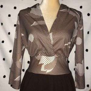 Vintage Melissa Lane Dress